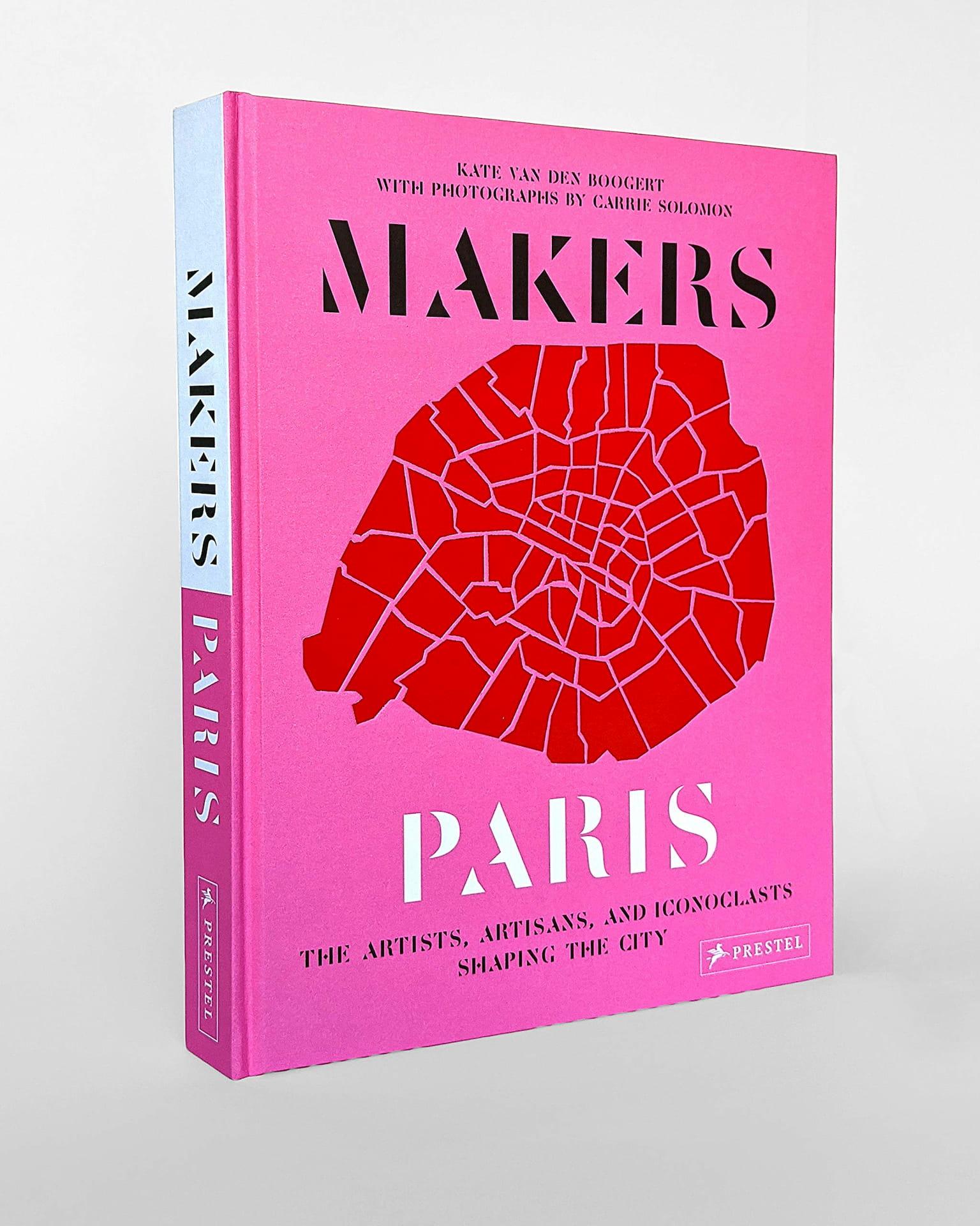 Makers Paris packshot 3/4