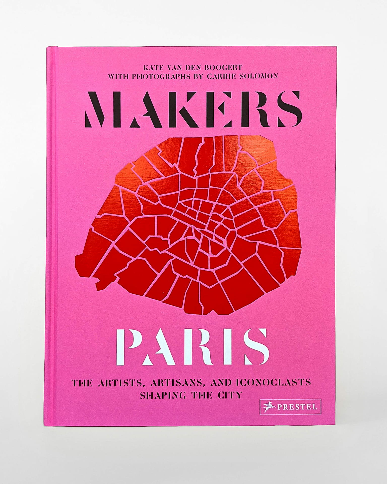 Makers Paris packshot front
