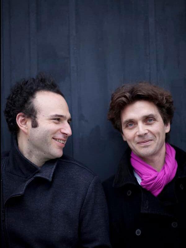 Thomas Teffri-Chambelland & Nathaniel Doboin